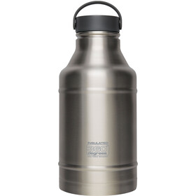 360° degrees Growler Drink Bottle 1800ml steel